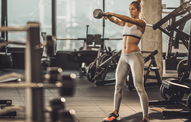4 of the best benefits when you are doing fitness training