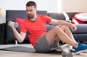 What are the types of fitness exercises