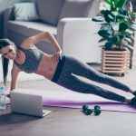 How to set up the online fitness training program